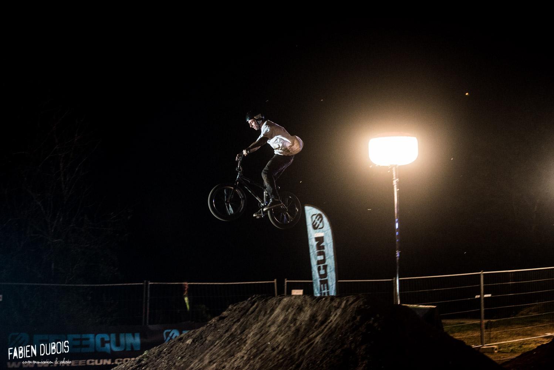 Photo BMX Les Gueules de Bois Festival Legna 2019