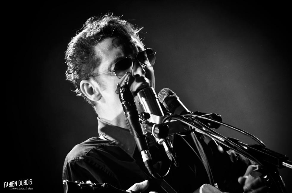 Photo The Legendary Tigerman Cave Musique Mâcon France 2014