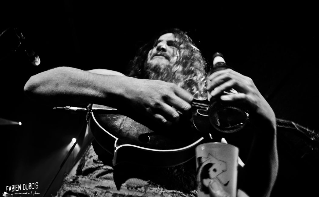 Photo Hayseed Dixie Festival Nuits Alligator Mâcon Cave Musique France 2015