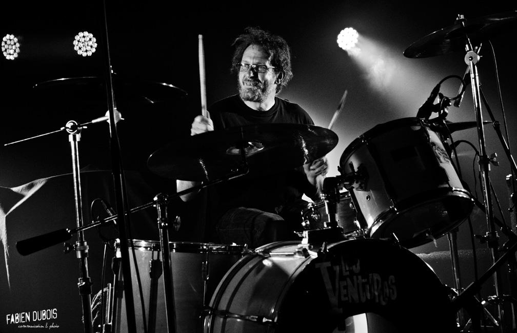 Photo Les Venturas Cavazik Cave Musique Mâcon France 2016