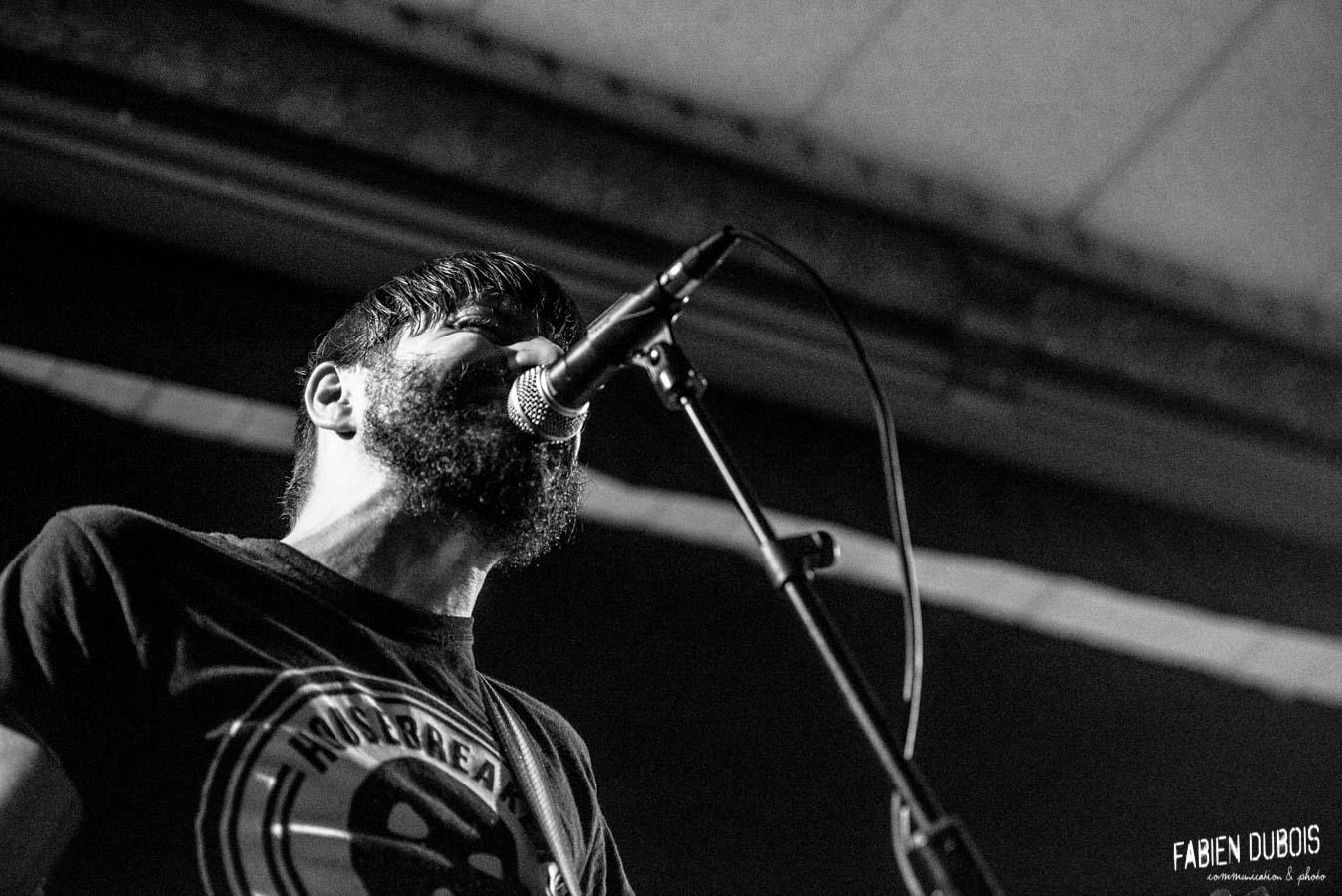 Photo Guerilla Poubelle Hum Brioooche Festival Punk Rock 2018