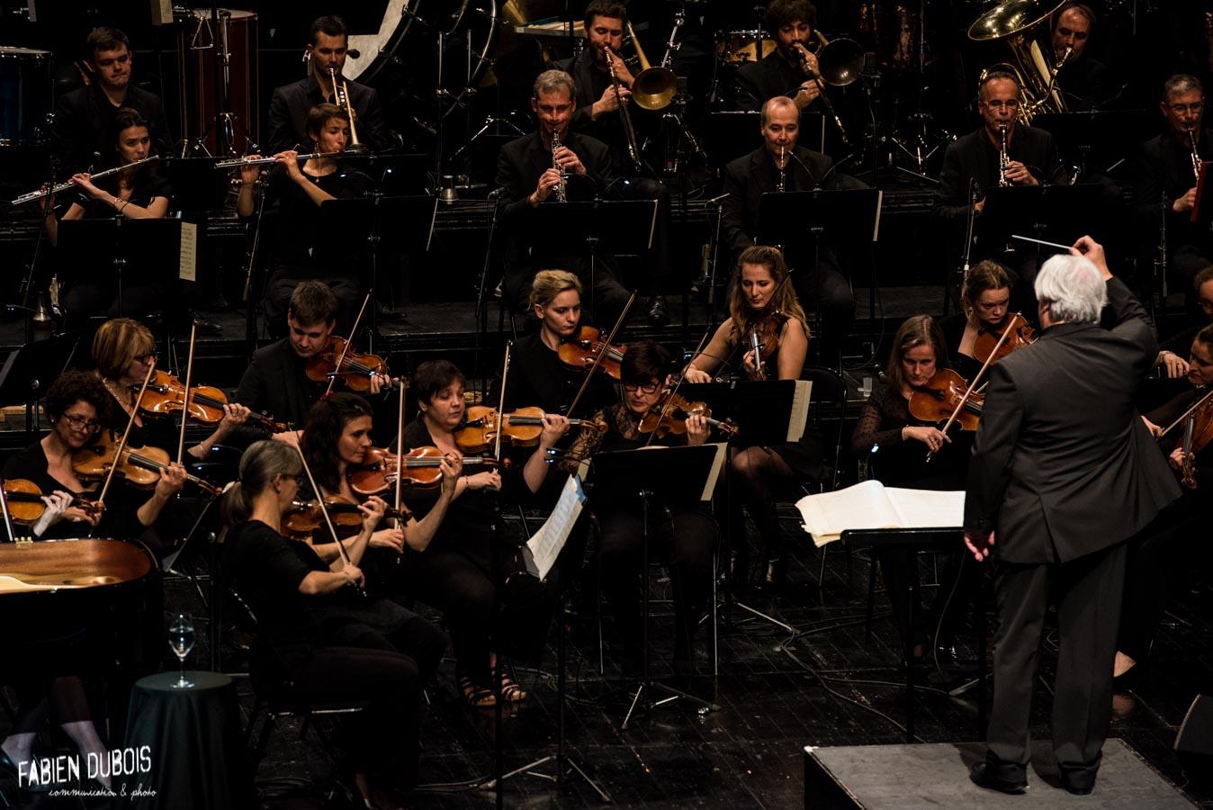 Photo Jane Birkin Gainsbourg Symphonique Orchestre Scène Nationale  Mâcon 2017