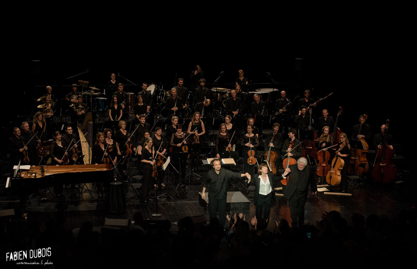 Photo Jane Birkin Gainsbourg Symphonique Orchestre Scène Nationale  Mâcon 2017