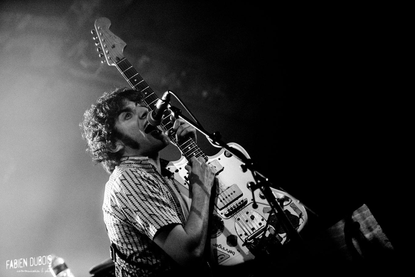 Photo Johnny Mafia Mois Franc Tamponnage Cave à Musique Cavazik Mâcon 2017