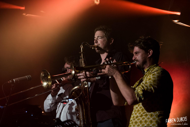Photo 5ème B Orchestra Cave à Musique Cavazik Mâcon 2021