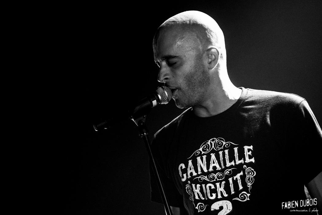 Photo La Canaille Marc Nammour Cavazik Cave Musique Mâcon France 2016