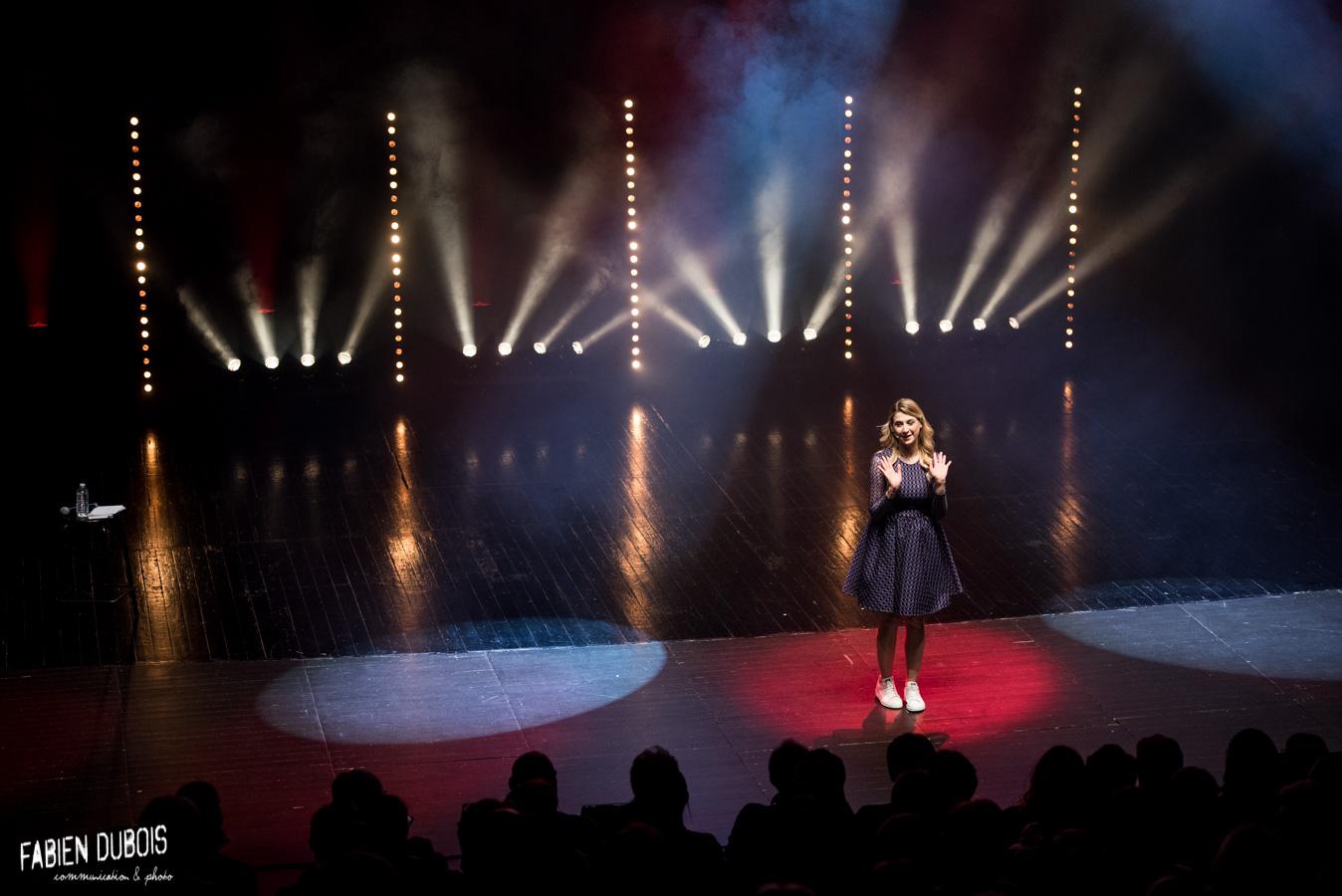 Photo Laura Laune Festival Vendanges de l'Humour Théâtre Scène Nationale Mâcon 2018