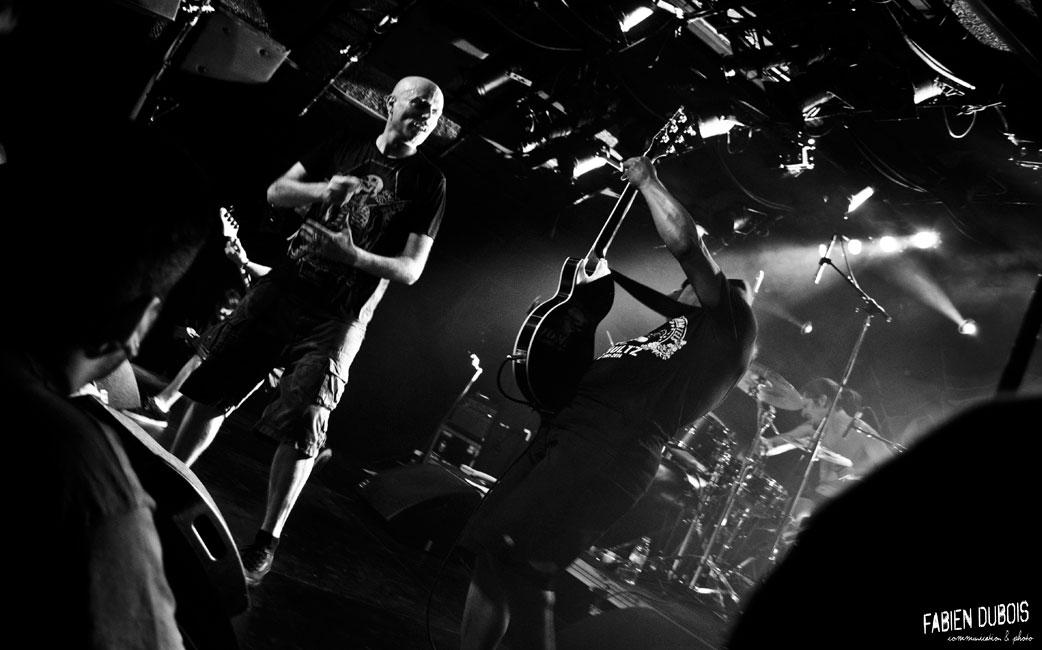 Photo Lofofora Mâcon Cave Musique France 2015