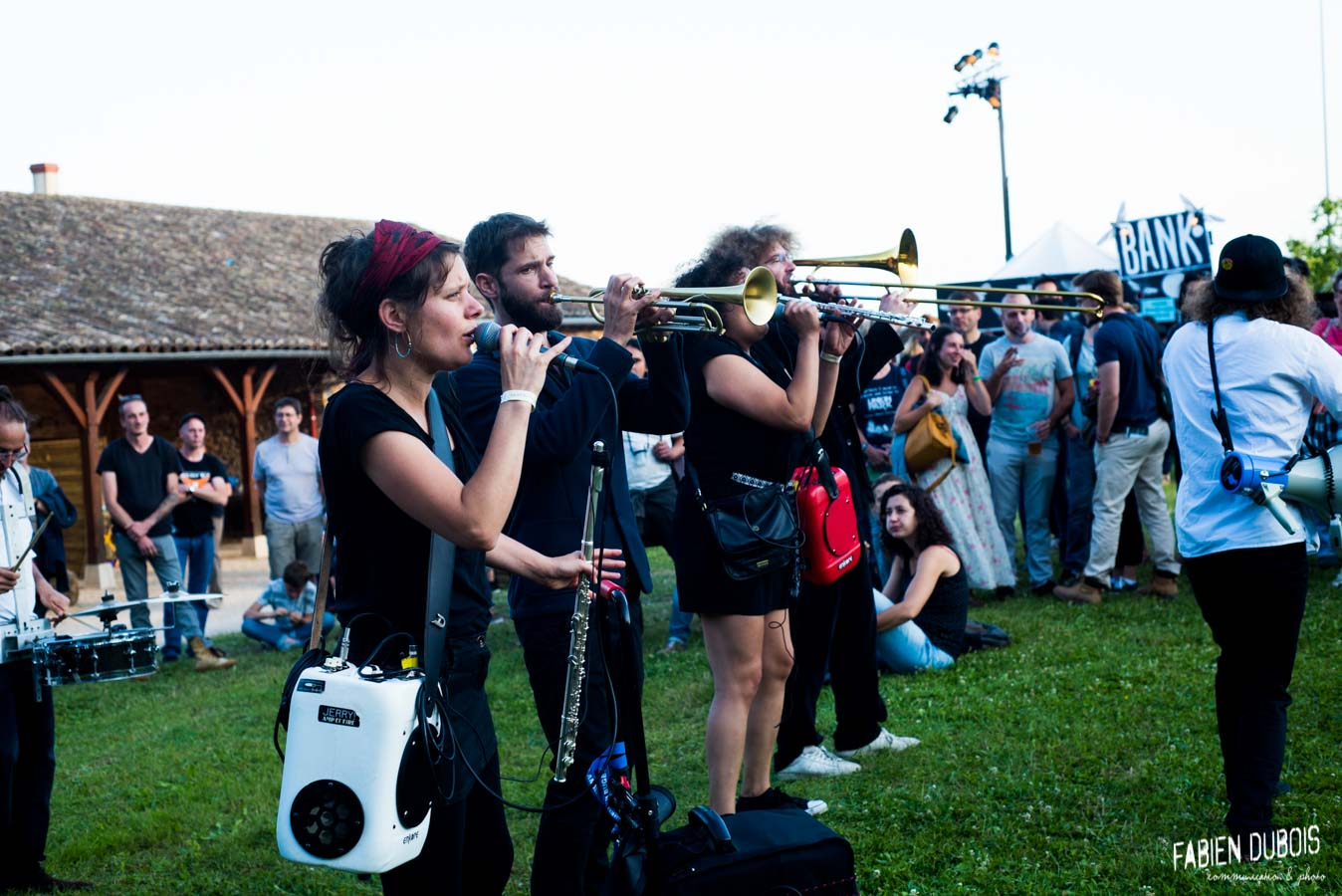 Photo Radio Kaizman Festival Luciol in the Sky Charnay les Mâcon Vendredi 2018
