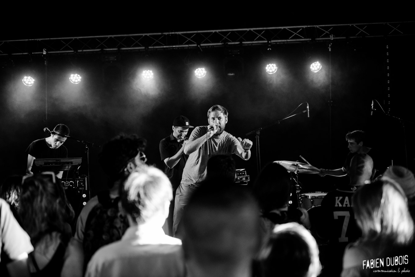 Photo Freez Festival Luciol in the Sky Charnay les Mâcon Samedi 2018
