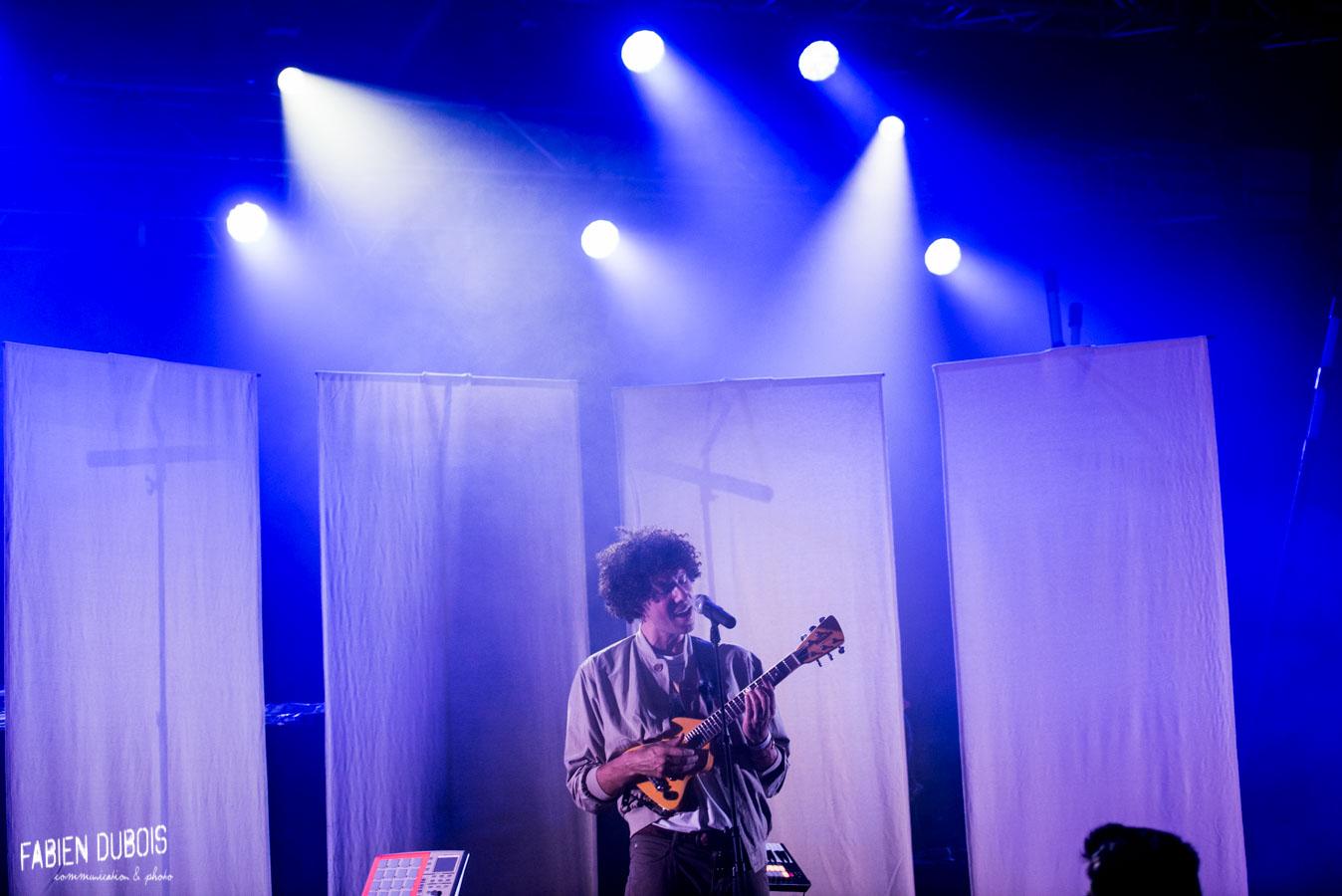 Photo Témé Tan Festival Luciol in the Sky Charnay les Mâcon Samedi 2018