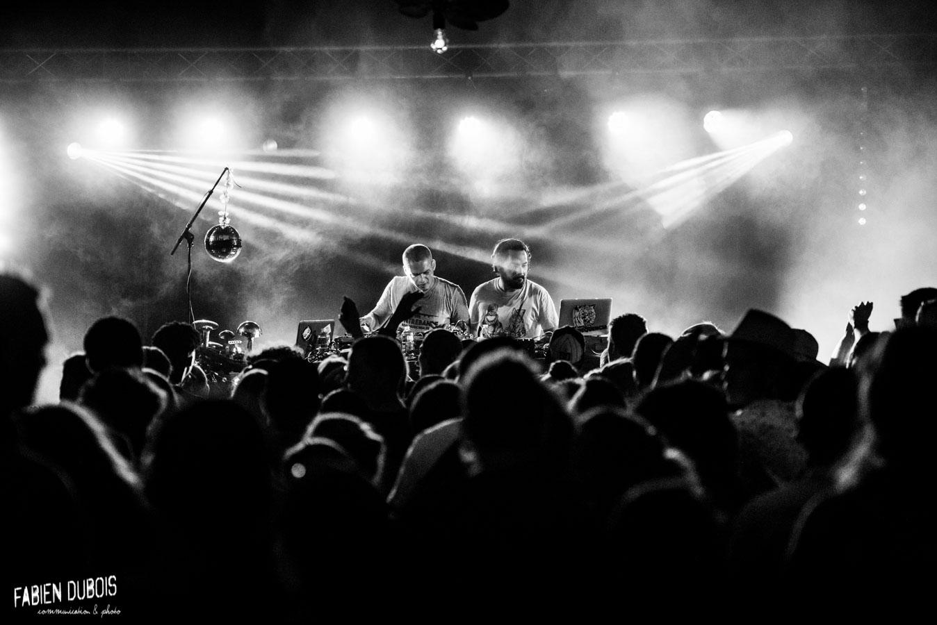 Photo Baja Frequencia Festival Luciol in the Sky Charnay les Mâcon Samedi 2018