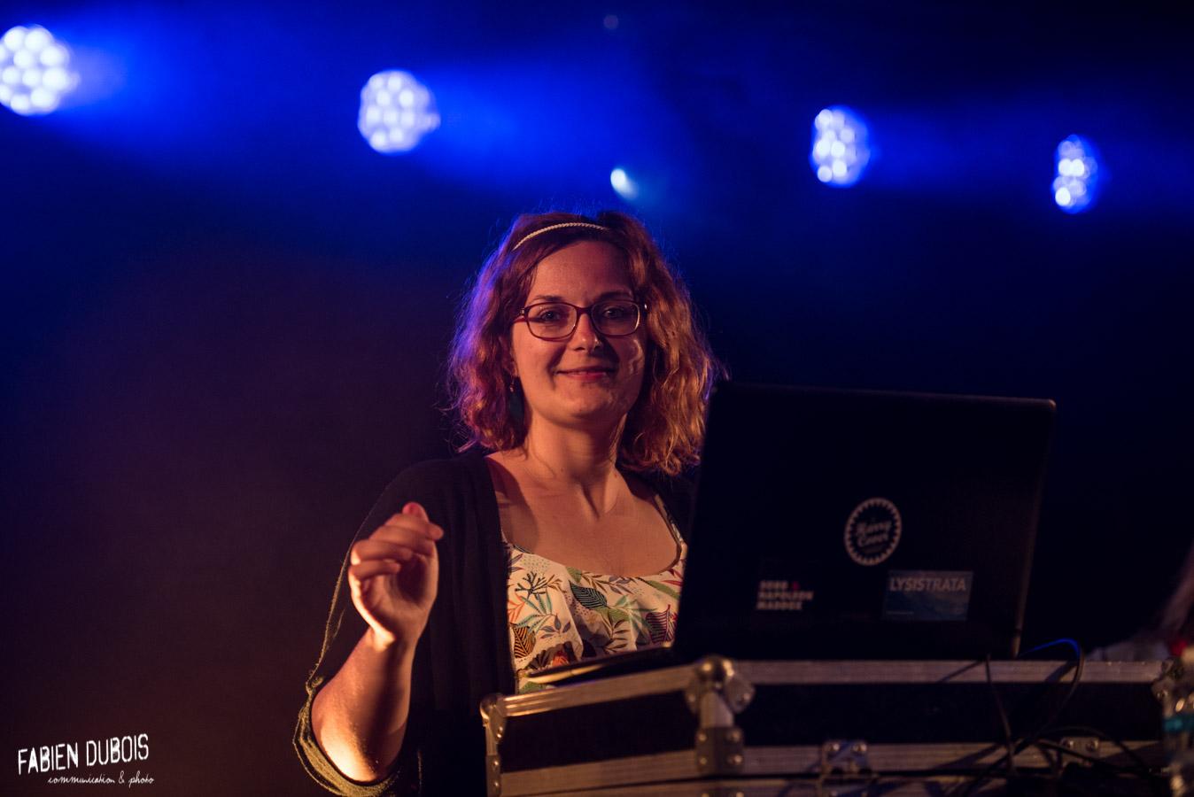 Photo Cousine Machine Festival Luciol in the Sky Charnay les Mâcon Samedi 2018