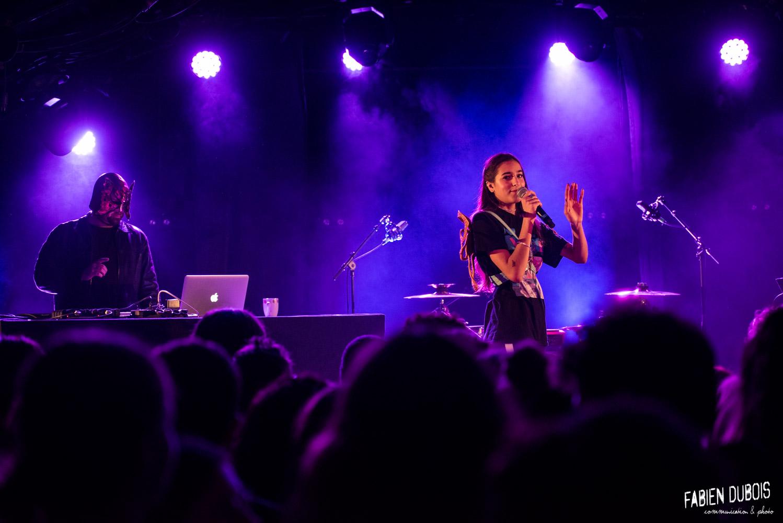 Photo Leilani Cave à Musique Cavazik Mâcon 2019