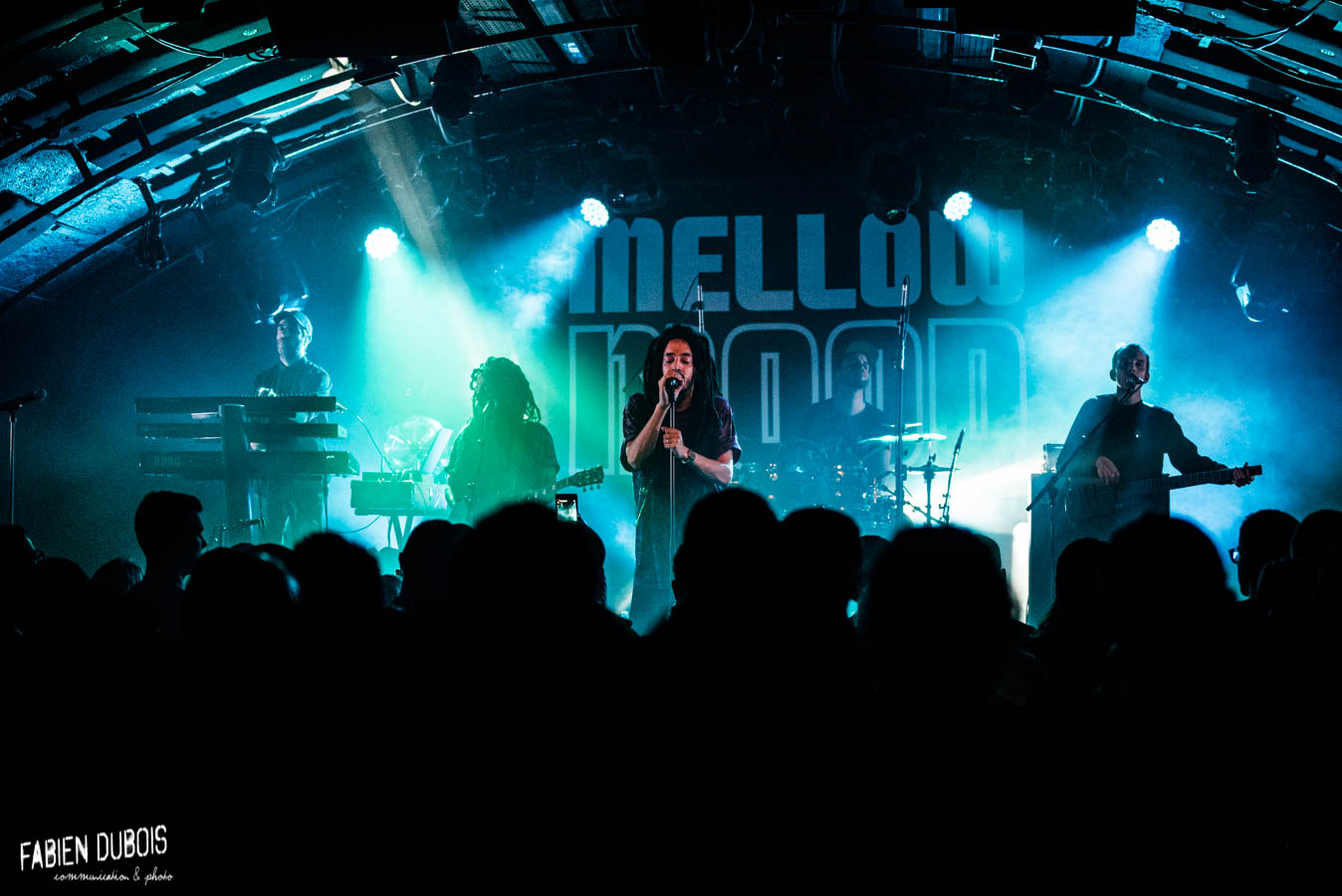 Photo Mellow Mood Cavazik Cave Musique Mâcon France 2017