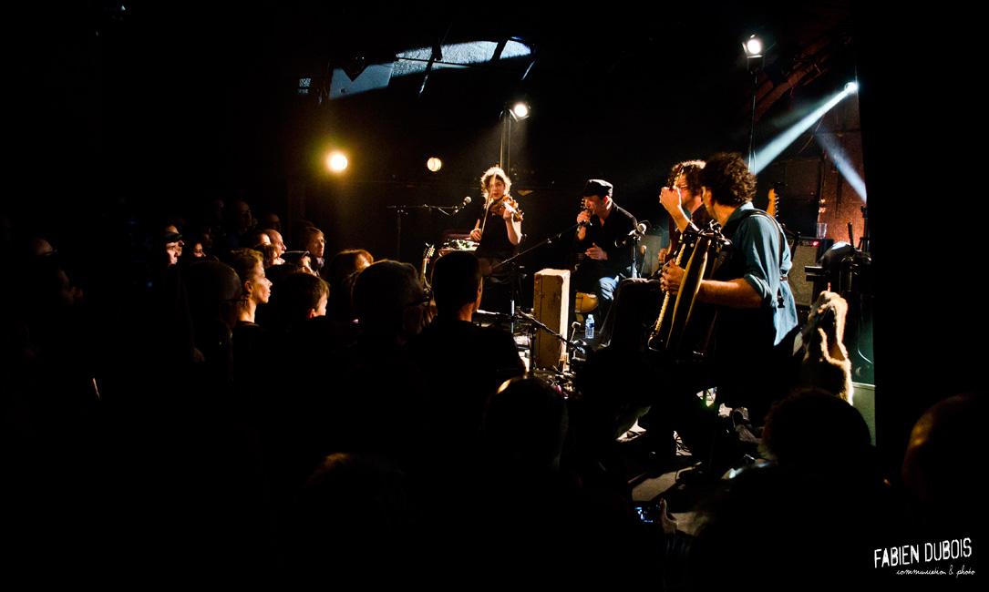 Photo Christophe Miossec Acoustique Cave Musique Cavazik Mâcon France 2016
