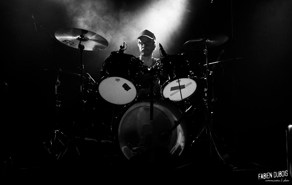 Photo Deaf Dead Boys Cavazik Cave Musique Mâcon France 2016
