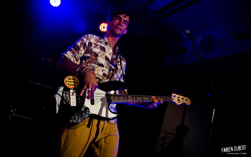 Photo Arthis Nid Poule Festival Crottet France 2015