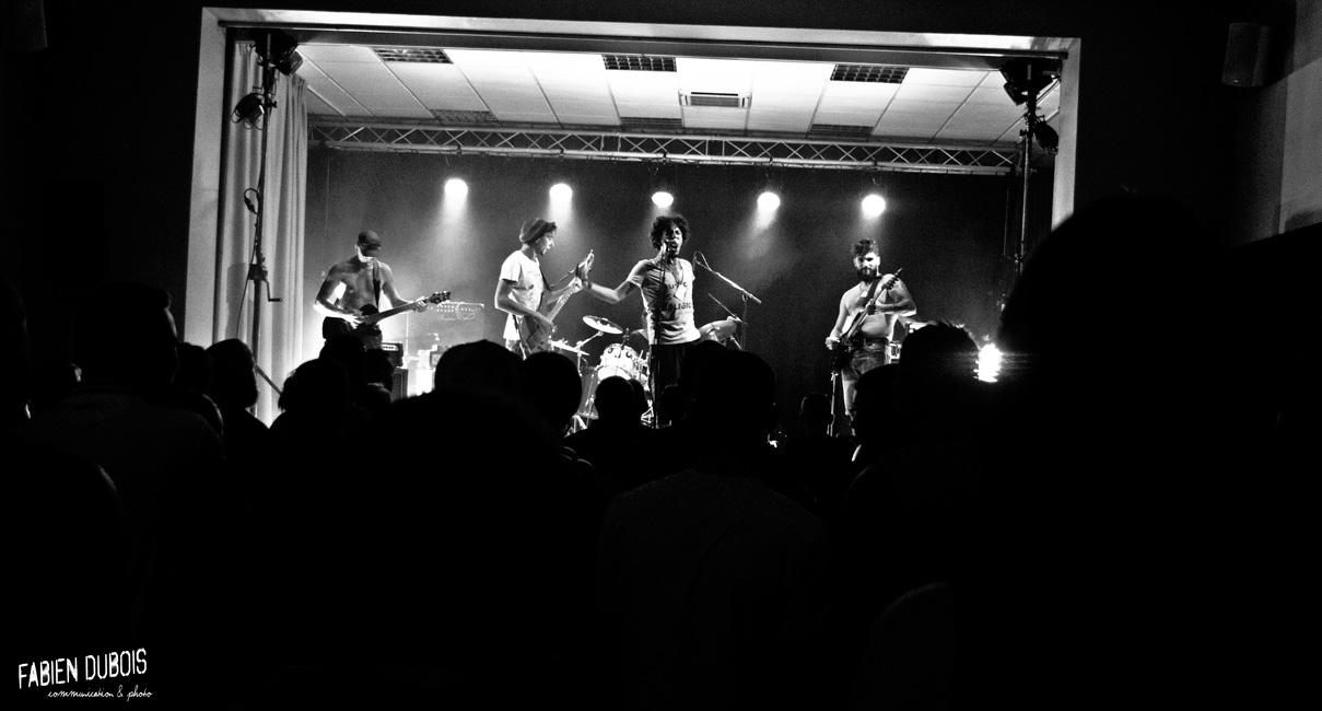 Photo The Cheeky's Nid Poule Festival Grièges France 2016