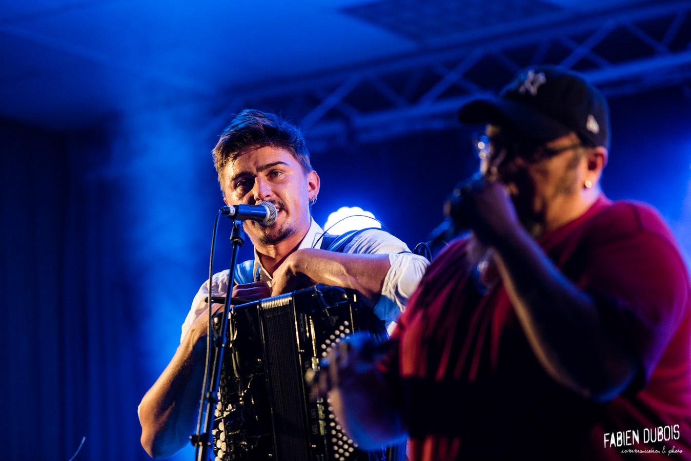 Photo Pitt Poule Nid'Poule Festival Grièges  2018