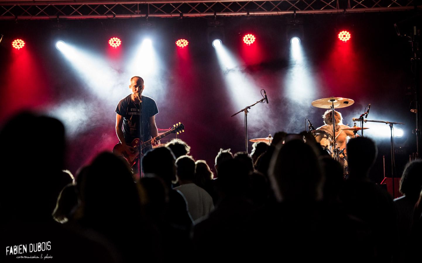 Photo Le Réparateur Nid'Poule Festival Grièges  2018