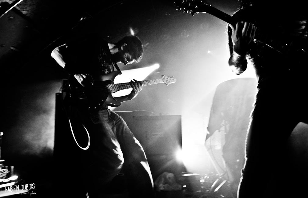 Photo Dildo's Panda Fight Cave Musique Cavazik Mâcon France 2015