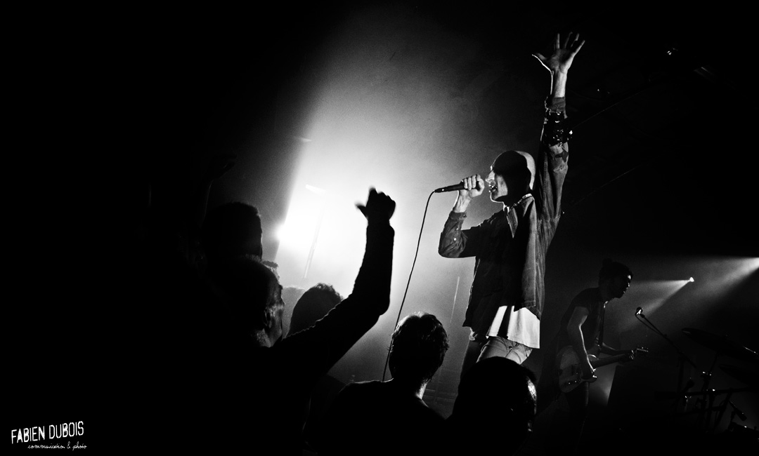 Photo No One Is Innocent Cave Musique Cavazik Mâcon France 2015