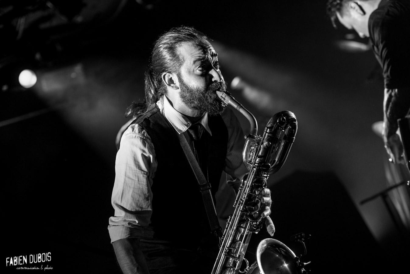 Photo Nadejda Cave à Musique Cavazik Mâcon 2018