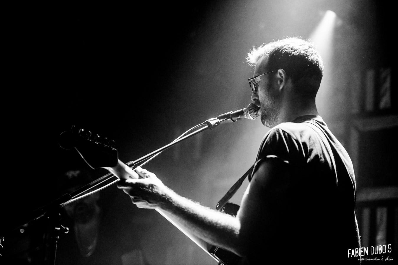 Photo Nosfell Cave à Musique Cavazik Mâcon 2017