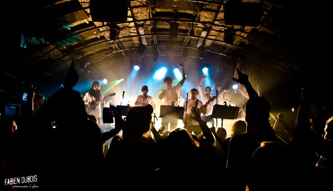 Photo Orchestre de la Bal Cave Musique Macon France 2015