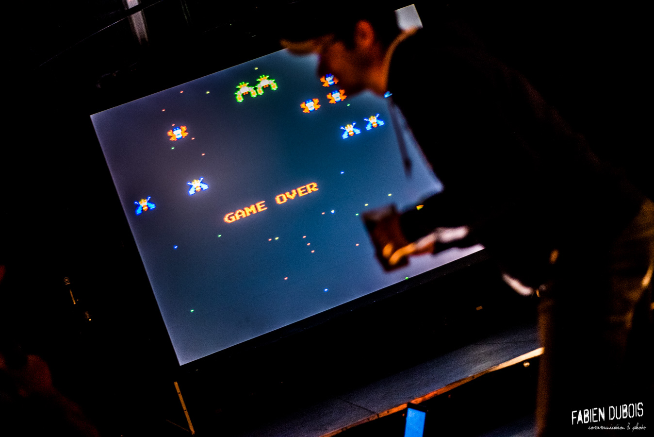 Photo One Shot Retro Gaming La Cave à Musique Cavazik Mâcon 2018