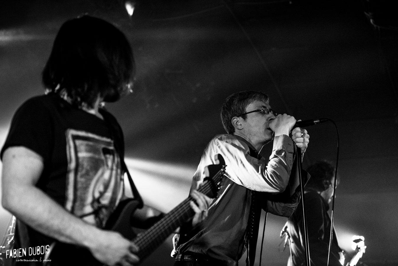 Photo Oyster's Reluctance Cavazik Cave Musique Mâcon France 2017