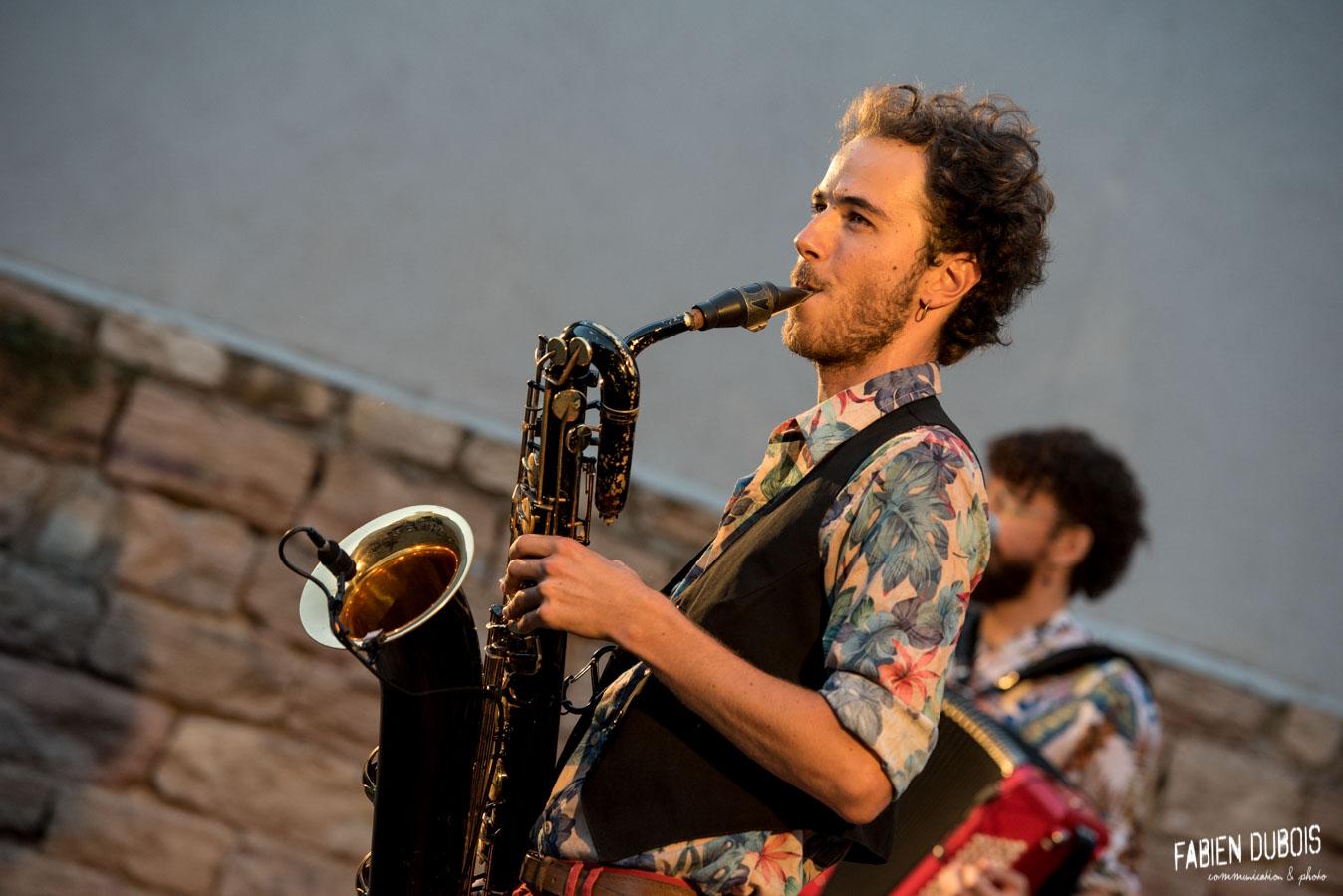 Photo Les Poissons Voyageurs  Cave à Musique Cavazik Mâcon 2018