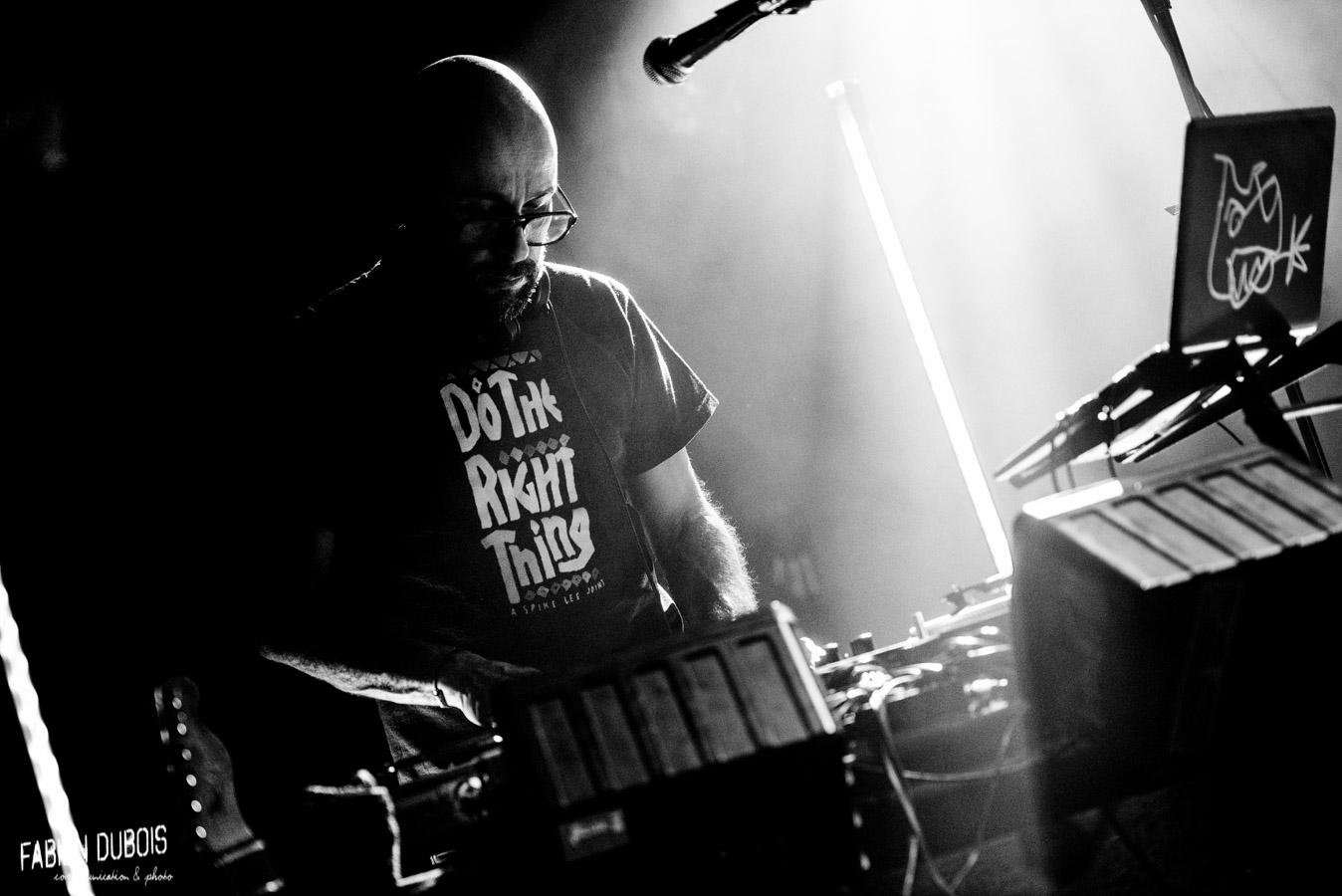 Photo Peuple de l'Herbe 25 ans Cavazik Cave Musique Mâcon France 2017