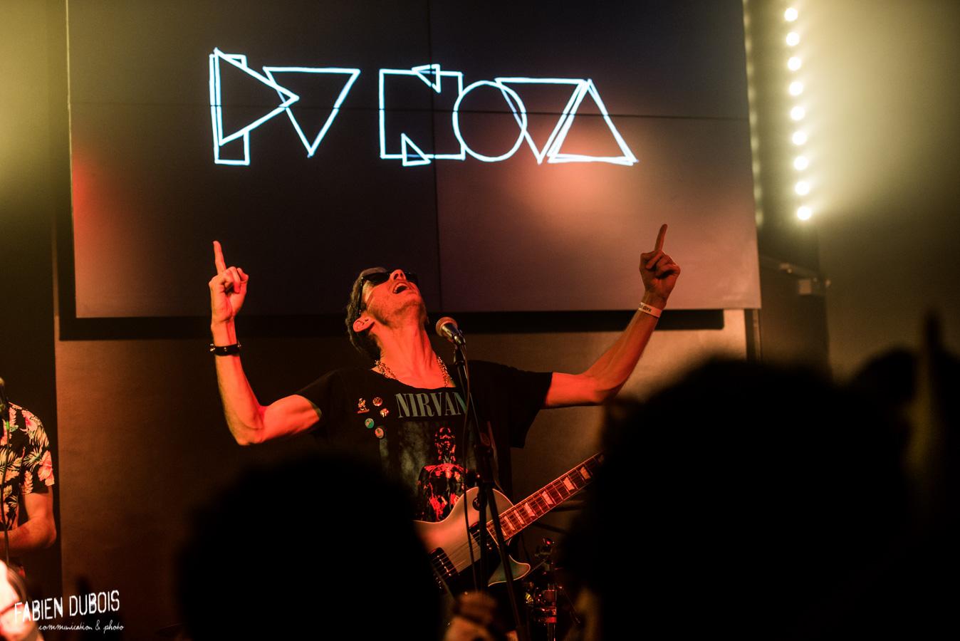 Photo Pv Nova Hard Rock Café Lyon 2018