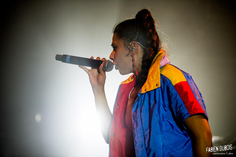 Photo Tracy de Sa Cave à Musique Cavazik Mâcon 2019