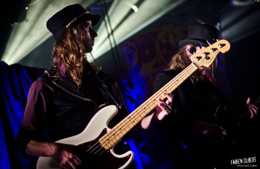 Photo Rézo Greedy'z Crackpots Mâcon Cave Musique France 2015