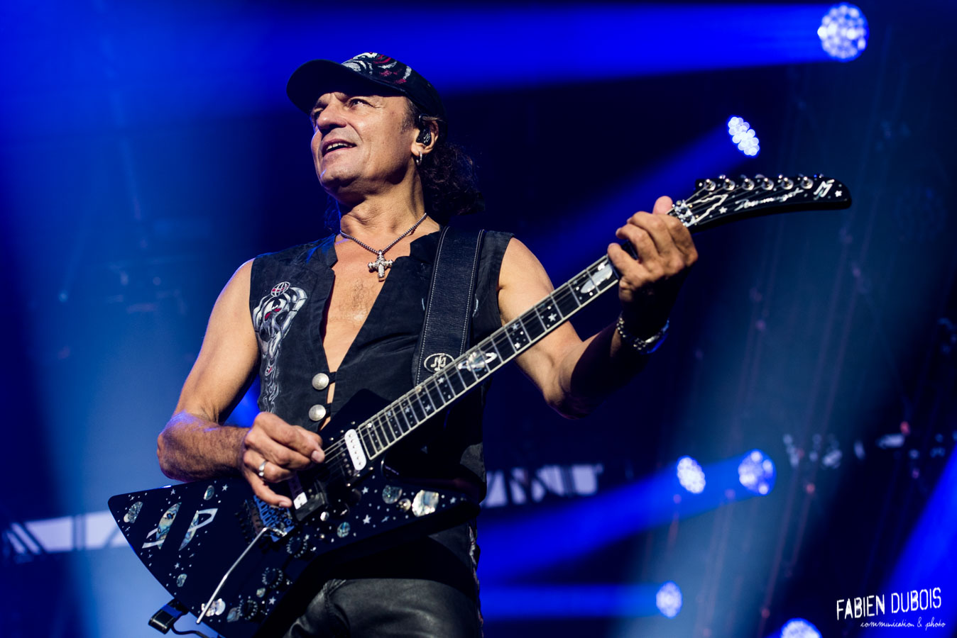 Photo Scorpions Crazy World Tour Festival Printemps de Pérouges Saint Vulbas 2018