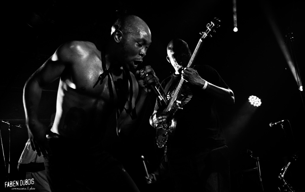 Photo Seun Kuti Egypt 80 Cave Musique Macon France 2015