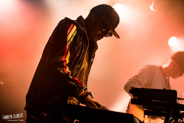 Photo Sherwood Brothers sortie EP Cave à Musique Cavazik Mâcon 2019