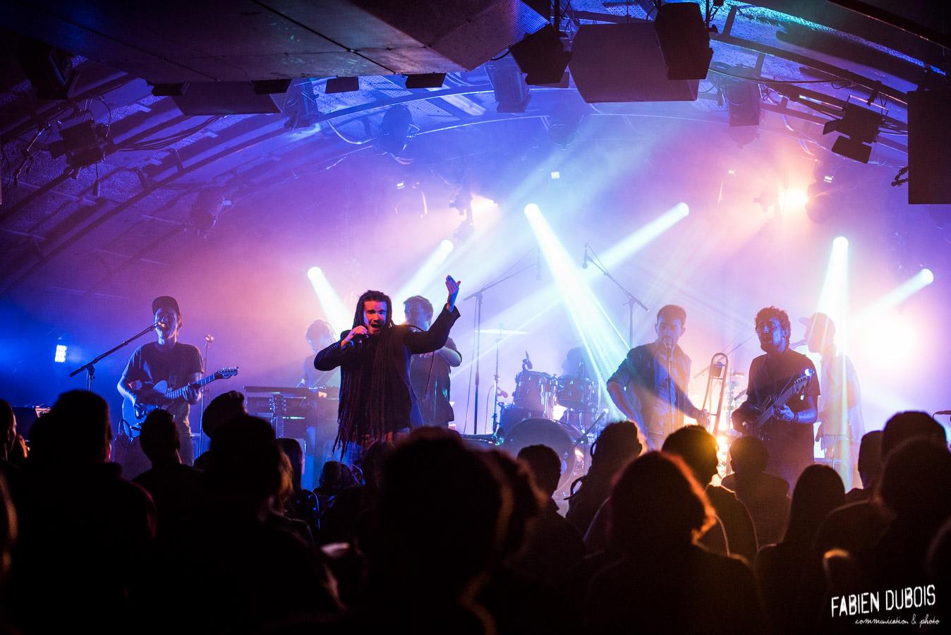 Photo Païaka Cave à Musique Cavazik Mâcon 2018