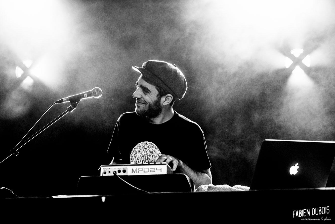 Photo Sorg & Napoleon Maddox Cave à Musique Cavazik Mâcon 2018
