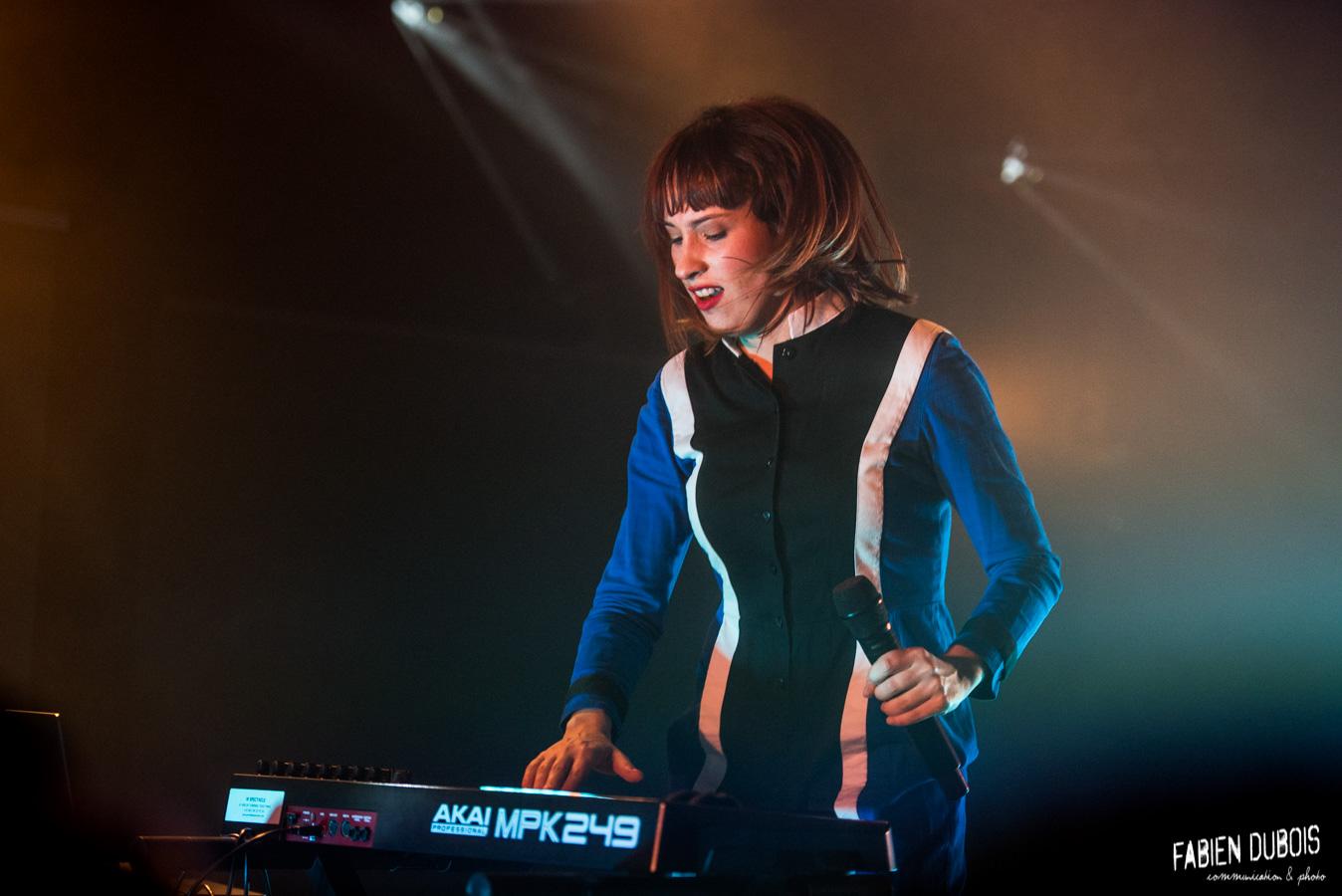 Photo Suzane Cave à Musique Cavazik Mâcon 2018