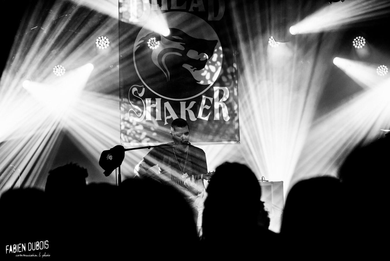 Photo Dhead Shaker Sympatrique Cave à Musique Cavazik Mâcon 2018