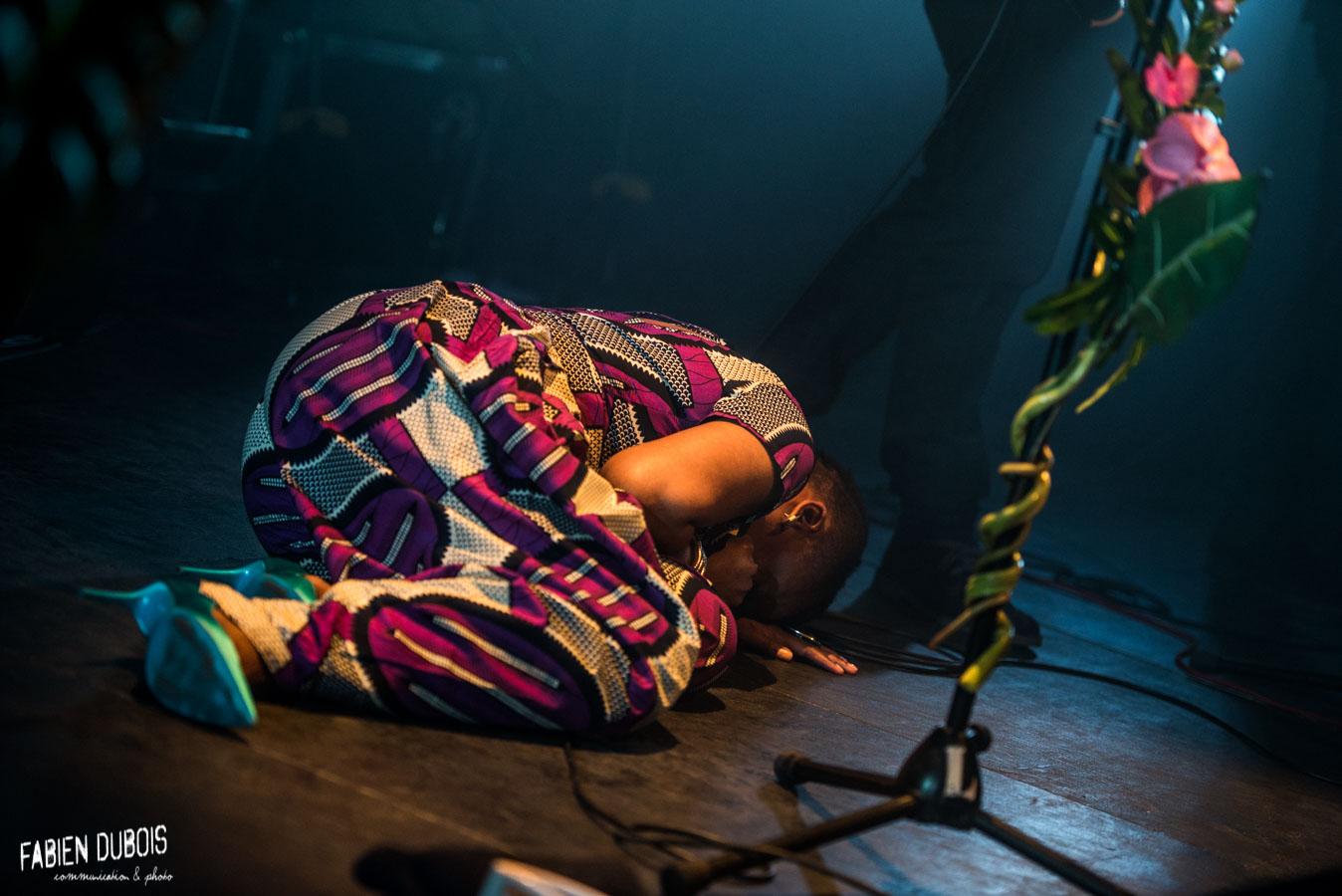 Photo Tanika Charles Cave à Musique Cavazik Mâcon 2018