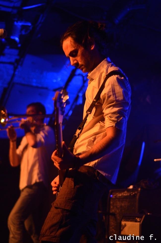 Photo Tekpaf Mâcon Sortie Album Cave Musique France 2015