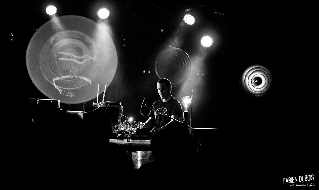 Photo Brain Damage Cavazik Cave Musique Mâcon France 2016