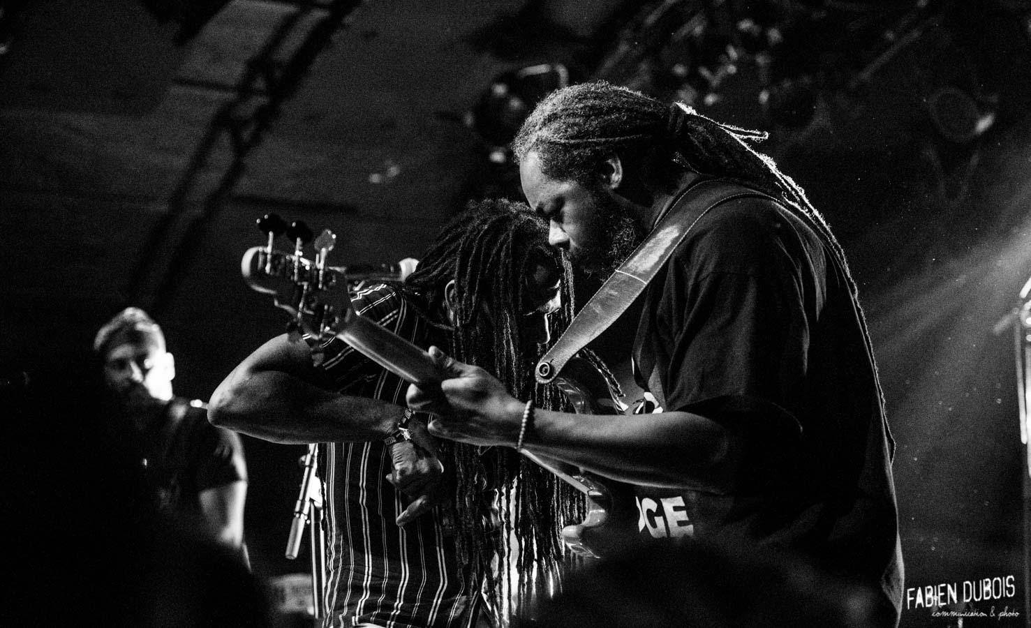 Photo The Gladiators Cave à Musique Cavazik Mâcon 2018