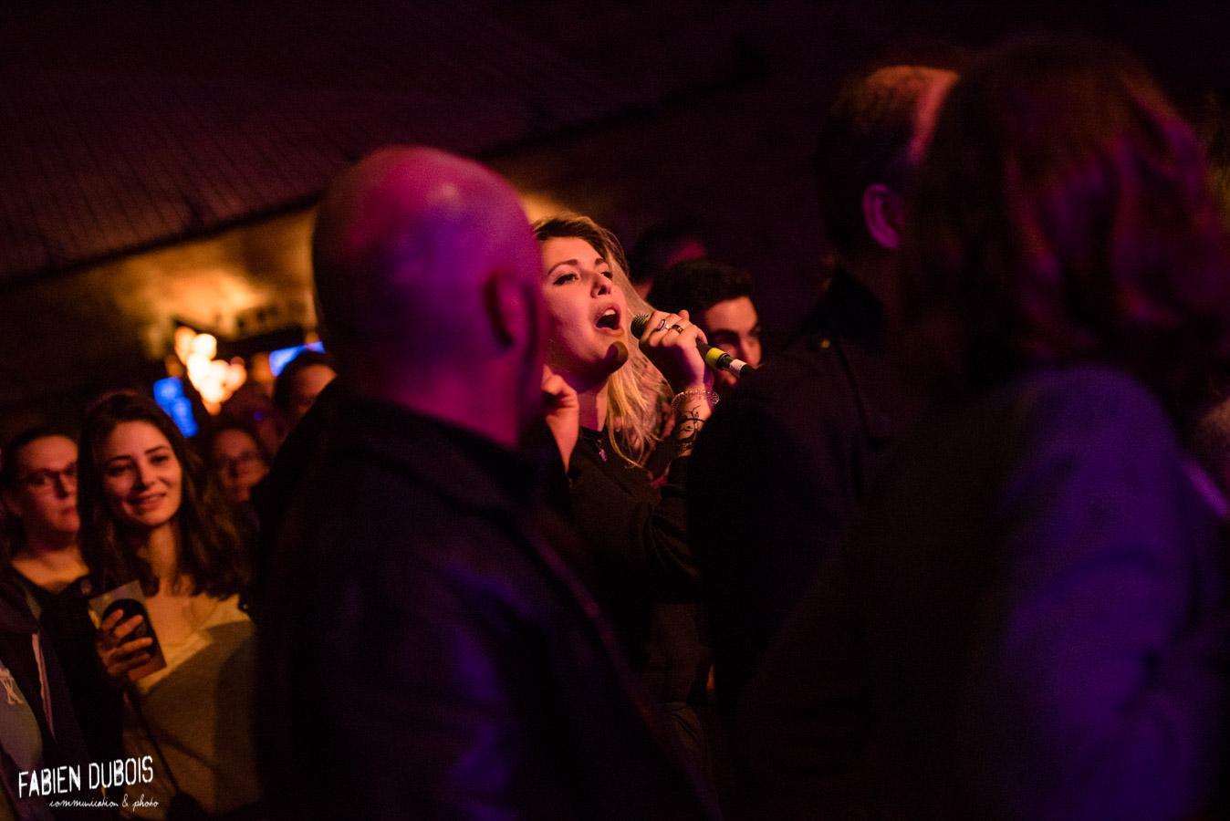 Photo Metro Verlaine Cave à Musique Cavazik Mâcon 2018