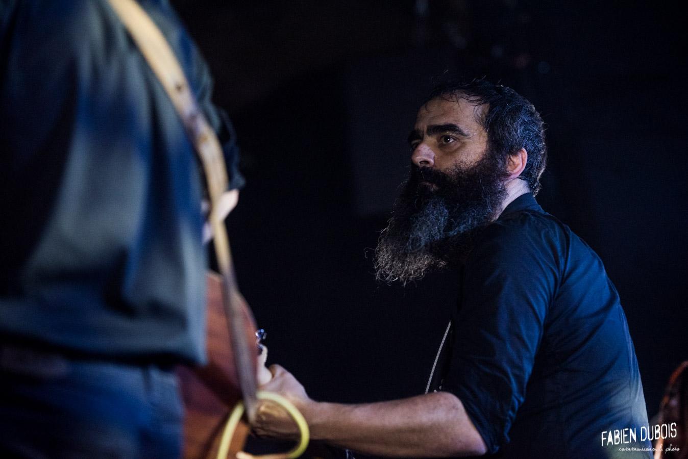 Photo The Limiñanas Cave à Musique Cavazik Mâcon 2018